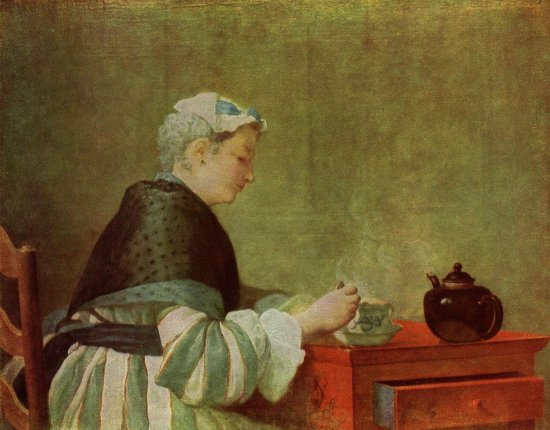 Jean-Baptiste Simeon Chardin The