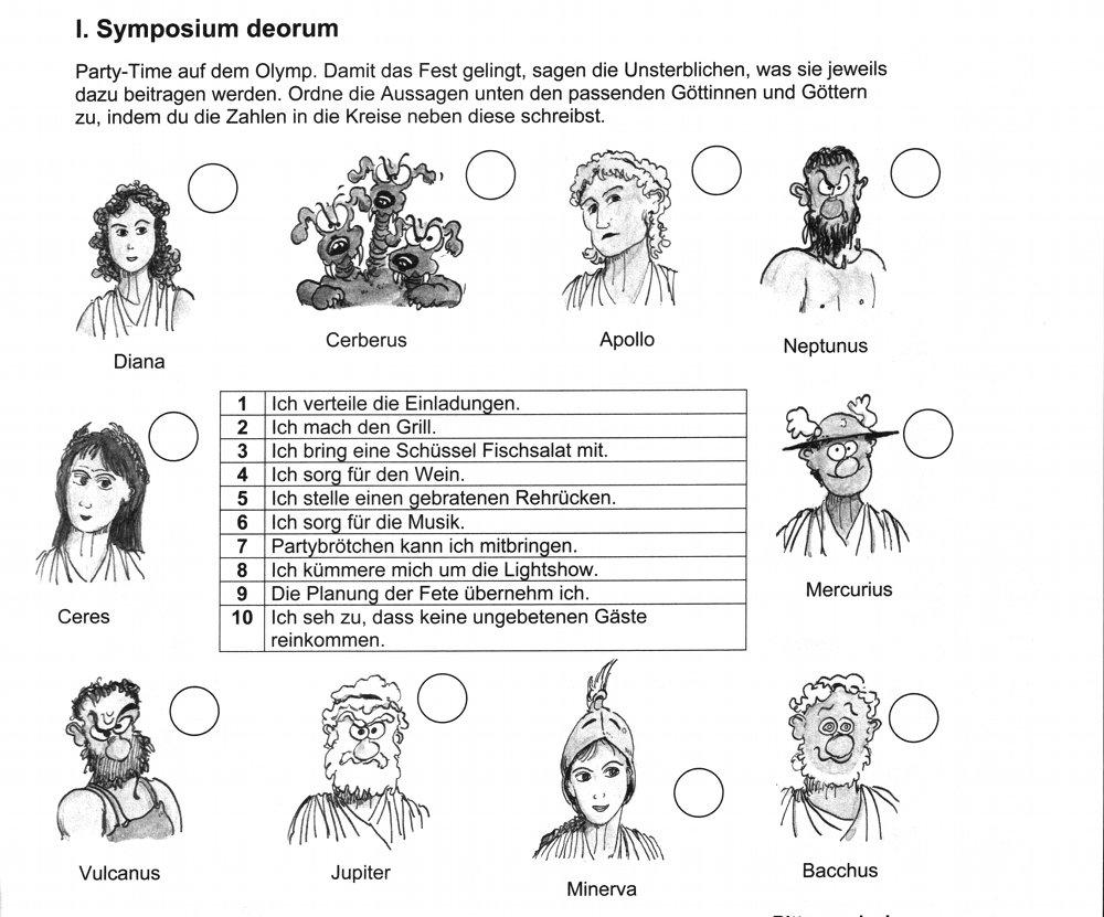 fremdsprachenwett latein 2012