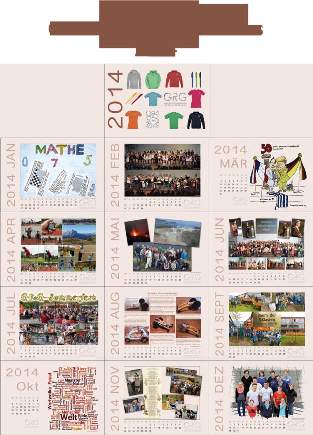 Graf-Rasso Kalender 2014