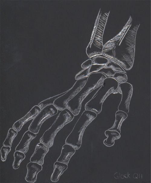 Glock Hand