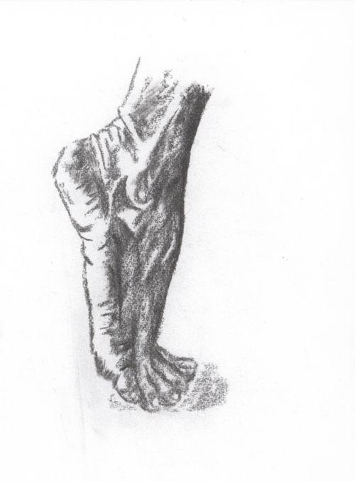 Hügues Fuß