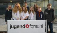 Jugend forscht GRG Teilnehmer 2017